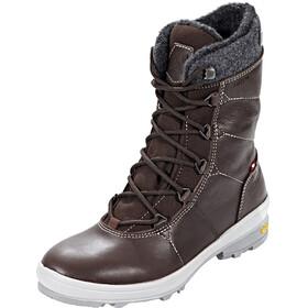 Dachstein Lotte Shoes Women dark brown/grey